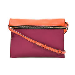 Zip Pouch Cross Body Bag