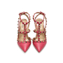 Authentic Second Hand Valentino Rockstud Leather Pumps (PSS-357-00014) - Thumbnail 0