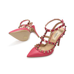 Valentino rockstud leather pumps 2?1497866588