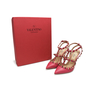 Authentic Second Hand Valentino Rockstud Leather Pumps (PSS-357-00014) - Thumbnail 5