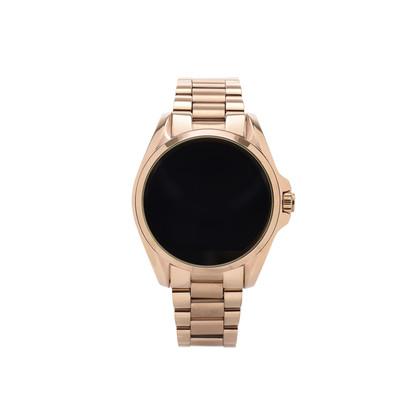 Authentic Second Hand Michael Kors Bradshaw Rose Gold-tone Smartwatch (PSS-356-00010)