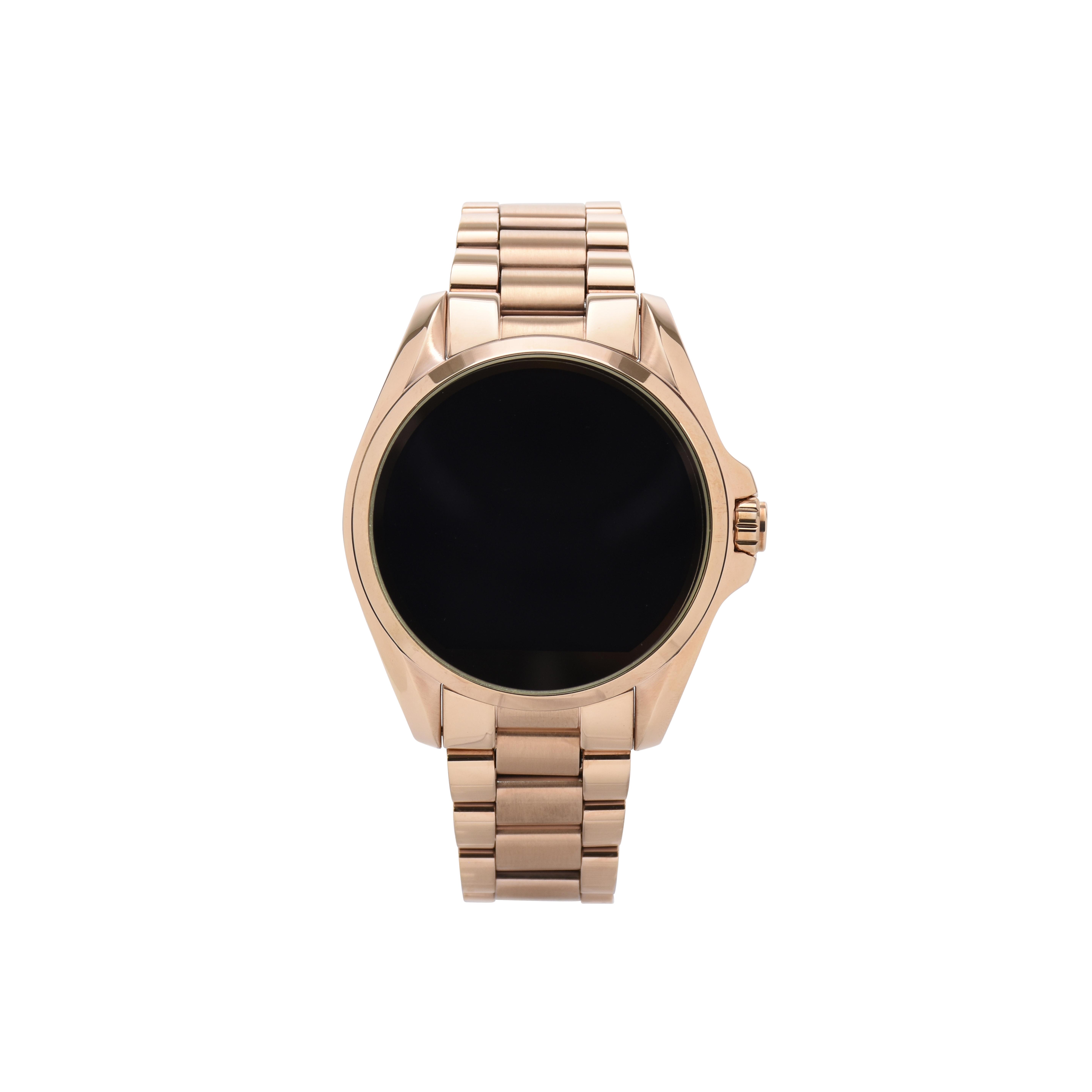 0a36f1bbafda Authentic Second Hand Michael Kors Bradshaw Rose Gold-tone Smartwatch  (PSS-356-00010)