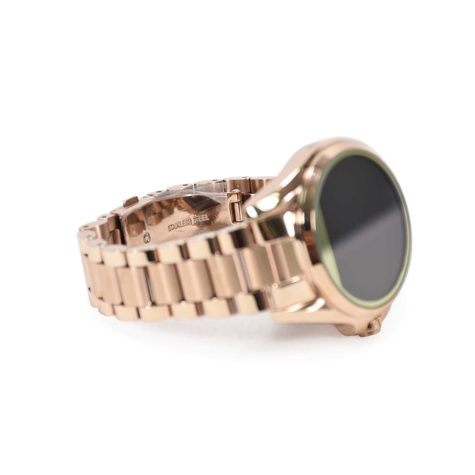 4ec7084a333e ... Authentic Second Hand Michael Kors Bradshaw Rose Gold-tone Smartwatch  (PSS-356- ...