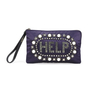 Lanvin Embroidered Help Clutch - Thumbnail 0