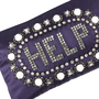Lanvin Embroidered Help Clutch - Thumbnail 3