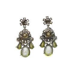 Shourouk neon crystal ds earrings 2?1498024064