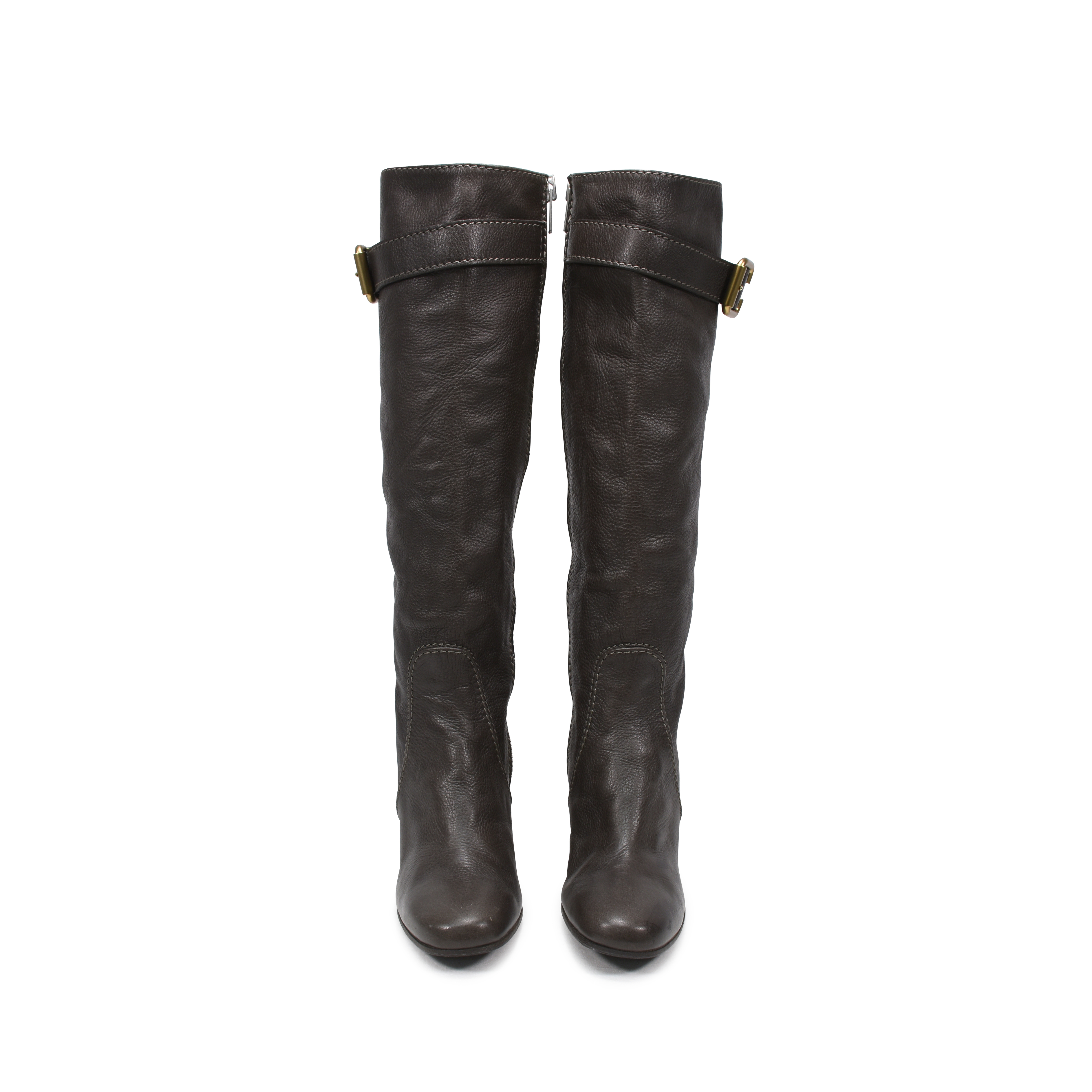 575f954426b Authentic Second Hand Chloé Knee-high Boots (PSS-369-00012)