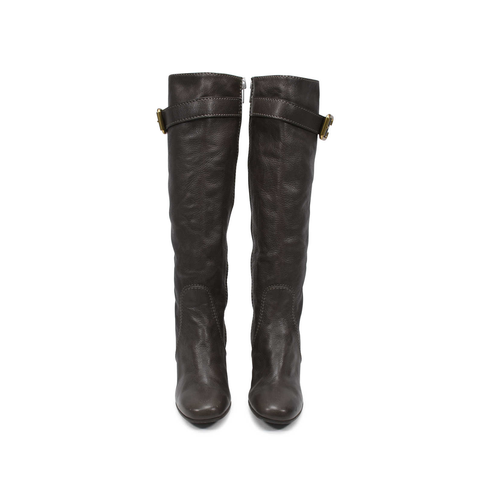 d572f189d4d Authentic Second Hand Chloé Knee-high Boots (PSS-369-00012) - THE ...