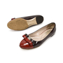 Authentic Second Hand Salvatore Ferragamo Varina Two-Toned Flats (PSS-344-00001) - Thumbnail 1