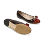 Authentic Second Hand Salvatore Ferragamo Varina Two-Toned Flats (PSS-344-00001) - Thumbnail 2