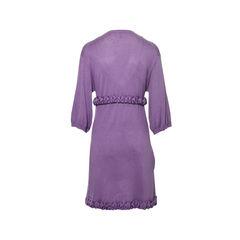 Missoni purple knit dress 2?1498558429