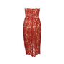 Authentic Second Hand Lover Courtney Strapless Lace Dress (PSS-343-00008) - Thumbnail 1