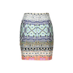 Clover canyon bandage skirt 2?1498628917