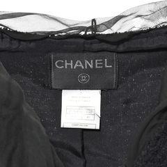 Chanel vintage asymmetrical jacket 2?1498629579