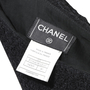 Authentic Second Hand Chanel Wool Blend Skirt (PSS-336-00011) - Thumbnail 2