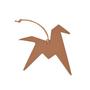 Hermes Petit H Leather Bag Charm - Thumbnail 3