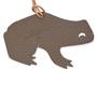 Hermes Petit H Leather Bag Charm - Thumbnail 6