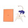 Hermes Petit H Leather Bag Charm - Thumbnail 7