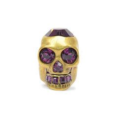 Heart Skull Ring