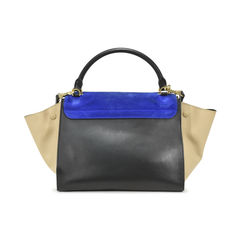 Celine trapeze bag multicolour 2?1500350241