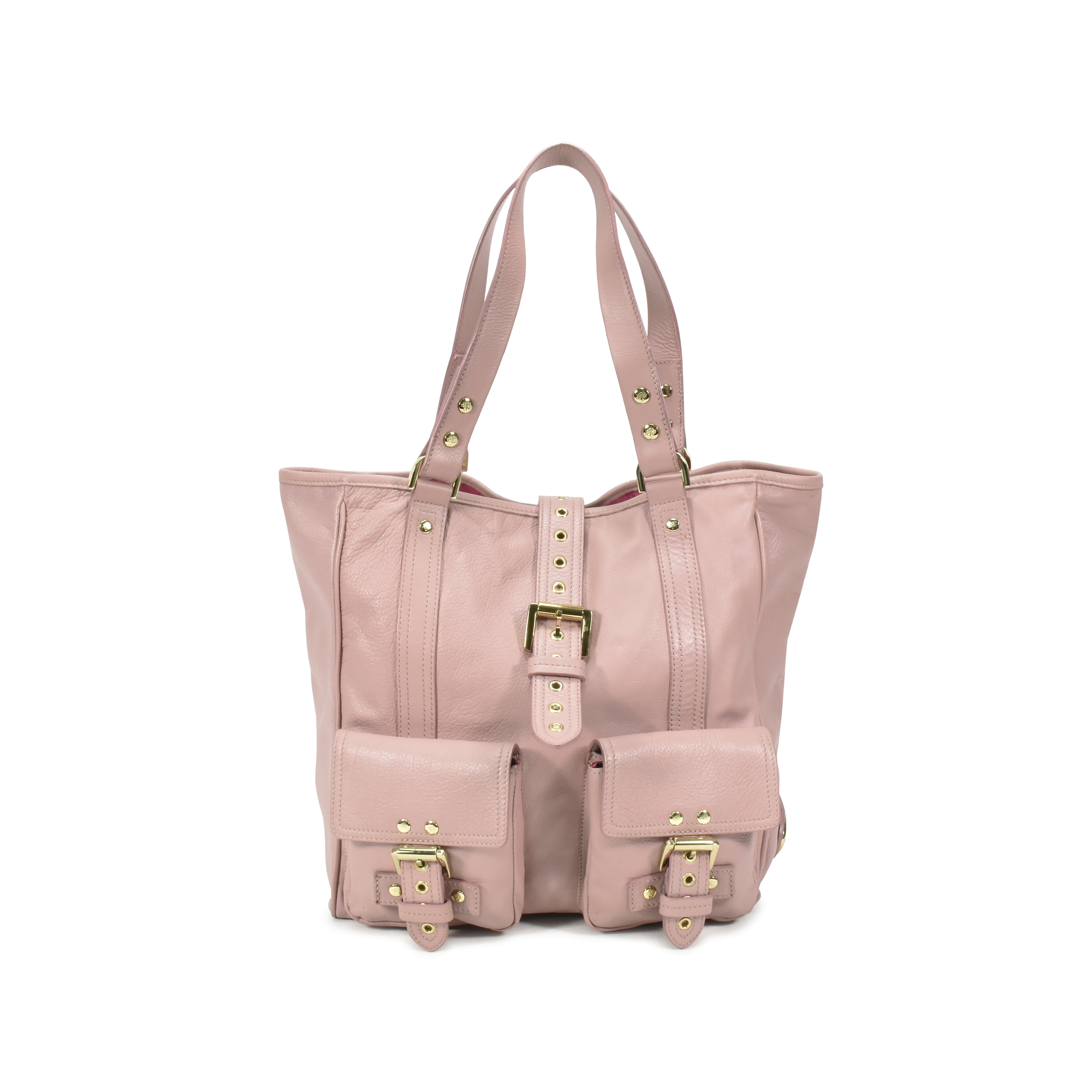 69c25e9978 Authentic Second Hand Mulberry Roxanne A4 Tote Bag (PSS-364-00001 ...