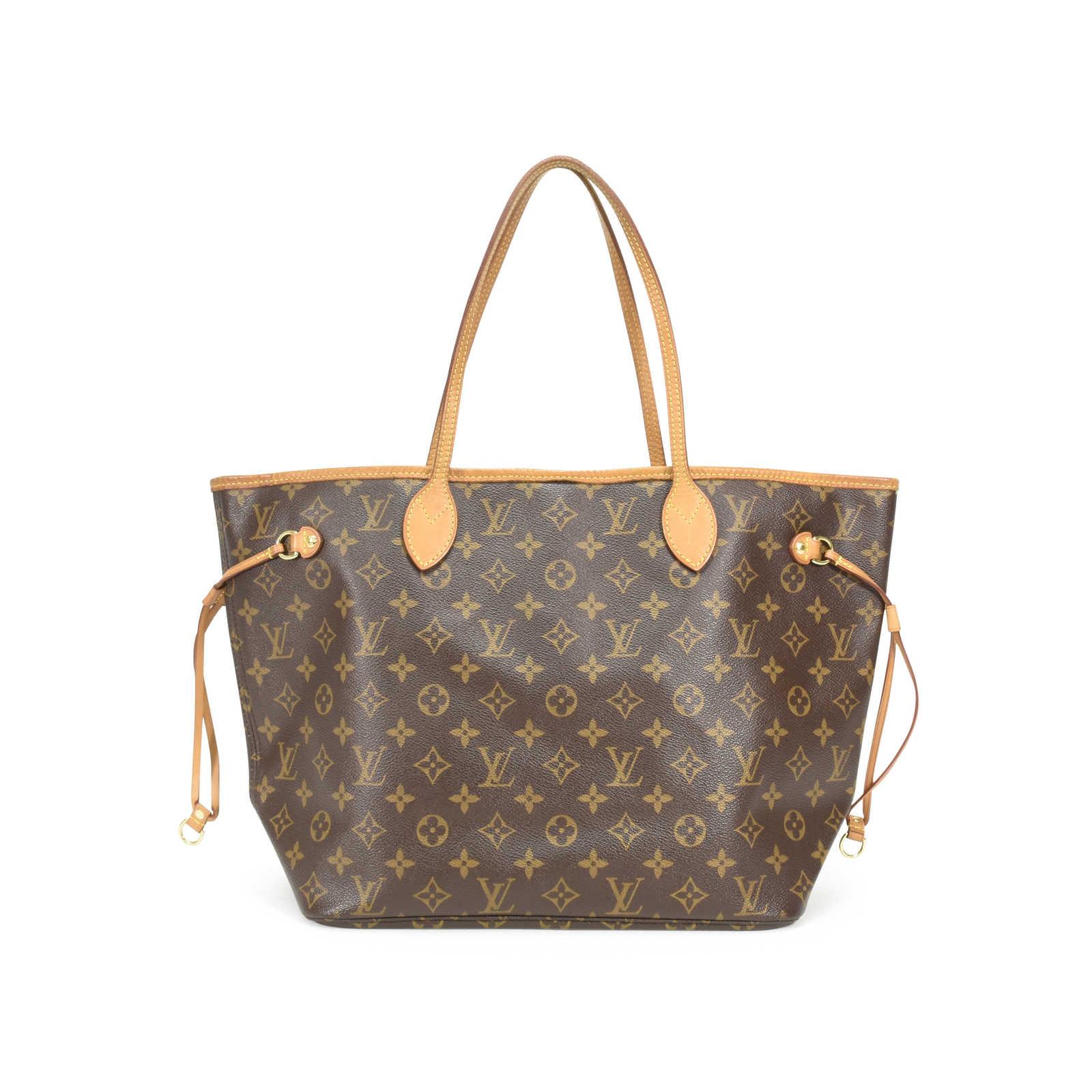 Second Hand Louis Vuitton Neverfull Mm