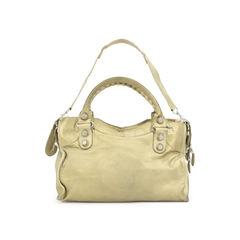 Balenciaga metallic giant city bag 2?1500457723