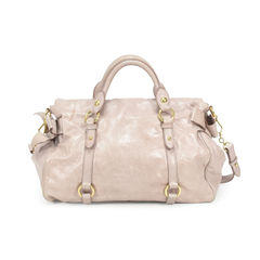 Miu miu vitello lux bow bag pink 2?1500457849