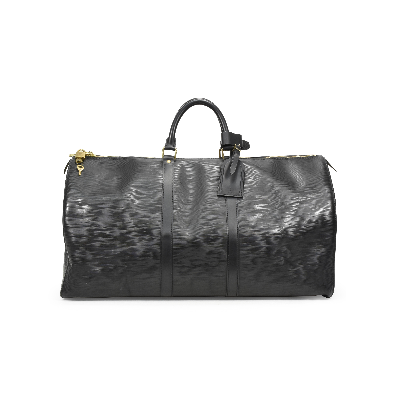 5d37182ddfd9 Authentic Second Hand Louis Vuitton Epi KeepAll 55 (PSS-126-00019 ...