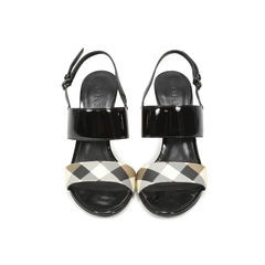 Nova Wide Stripes Powick 100 Sandal