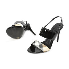 Burberry nova wide stripes powick 100 sandal 2?1500958434