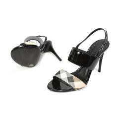 Burberry nova wide stripes powick 100 sandal 2?1500958434