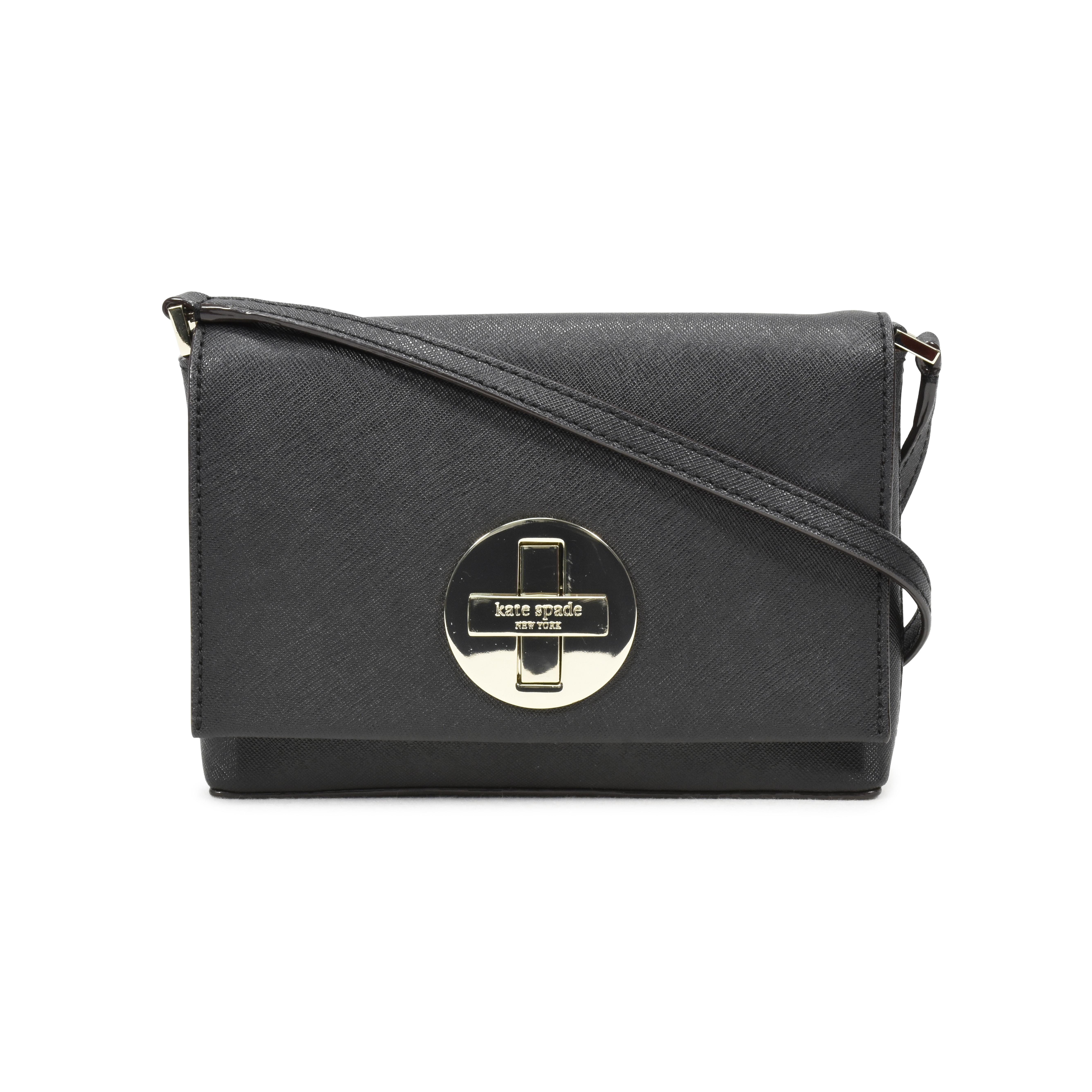 ba240113bb Authentic Second Hand Kate Spade Sally Newbury Lane Crossbody Bag  (PSS-366-00005)