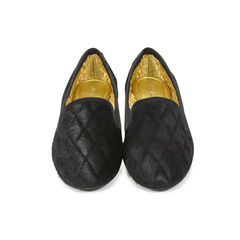 Pony Hair Loafers