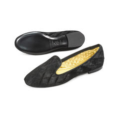 Avec moderation pony hair loafers 2?1500972994