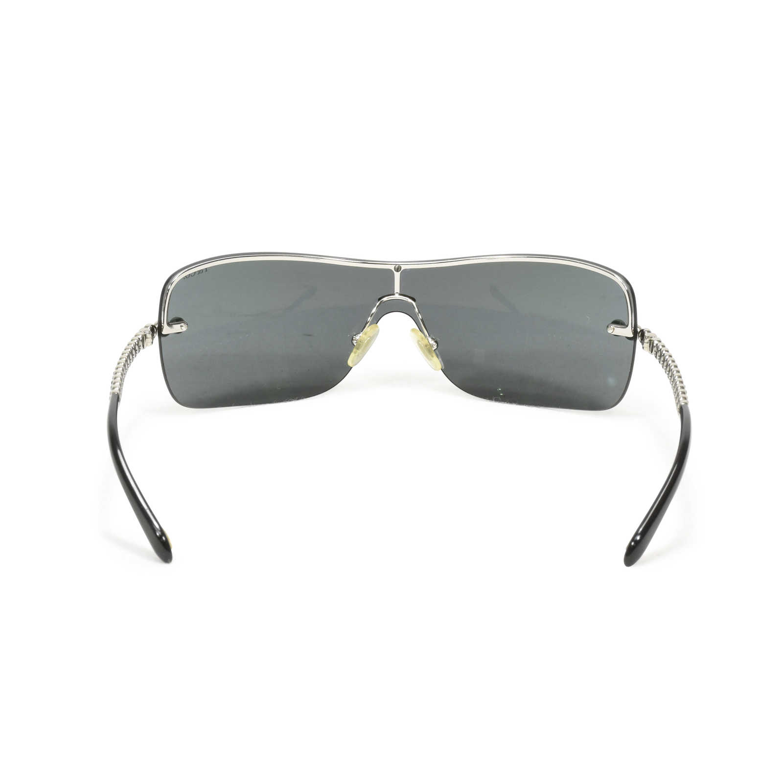 a4838abd2a ... Authentic Second Hand Tiffany   Co Jazz Shield Sunglasses  (PSS-375-00012) ...