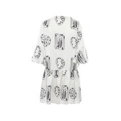 Twisty parallel universe diamond printed dress 5?1501493031