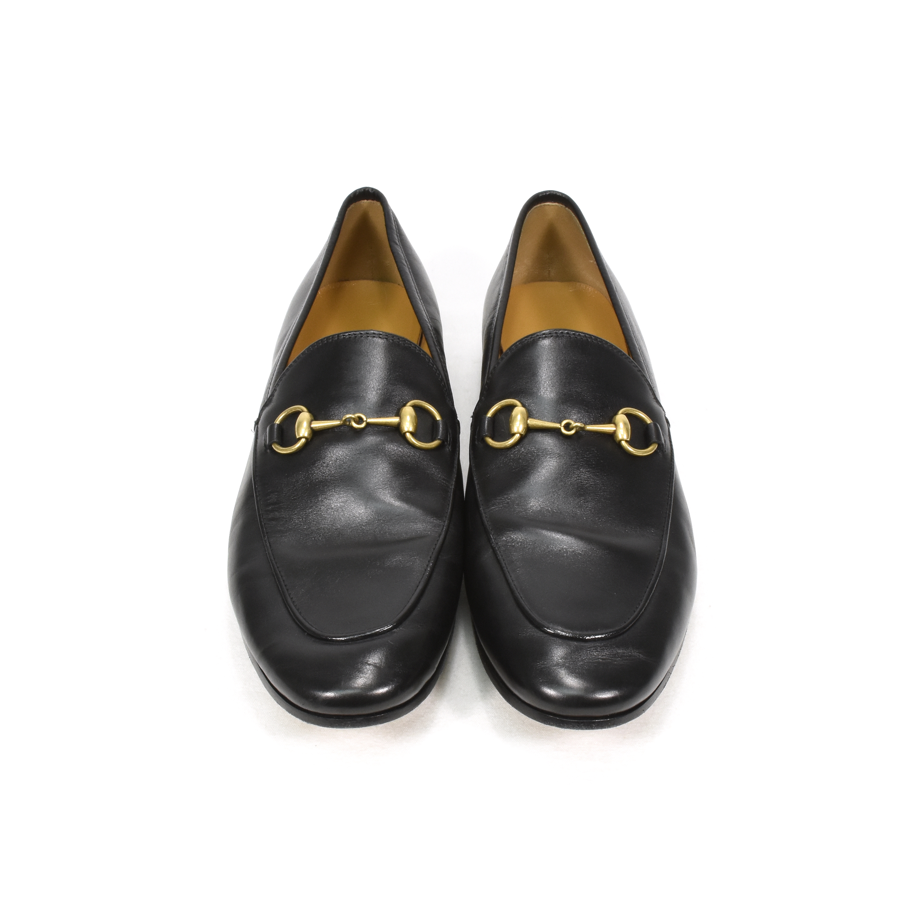 ab765479617 Authentic Second Hand Gucci Jordaan Loafer (PSS-051-00183)