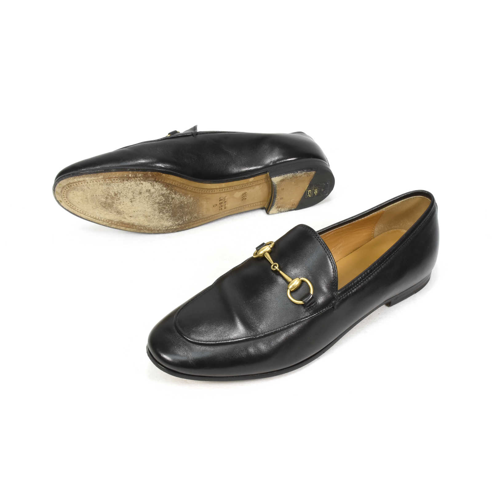 fec9147d21c9 ... Authentic Second Hand Gucci Jordaan Loafer (PSS-051-00183) - Thumbnail  1 ...