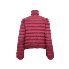 Moncler pink light down jacket 2?1502360819