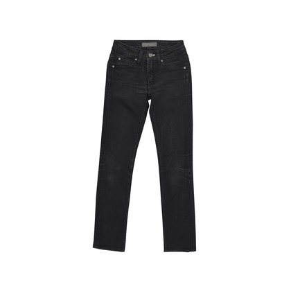 Authentic Second Hand Acne Studios Classic Black Jeans (PSS-373-00001)