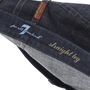 Authentic Second Hand 7 for all Mankind Straight Leg Jeans (PSS-373-00003) - Thumbnail 2