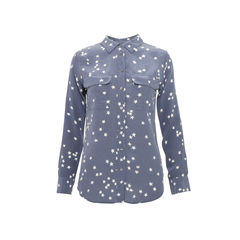 Starry Night Signature Silk Shirt
