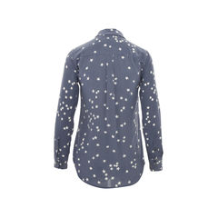 Equipment starry night signature silk shirt 2?1502437325