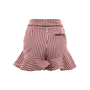 Authentic Second Hand Three Floor Alpha Stripe Shorts (PSS-197-00038) - Thumbnail 1