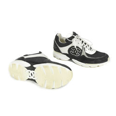Chanel cc sports trainers 2