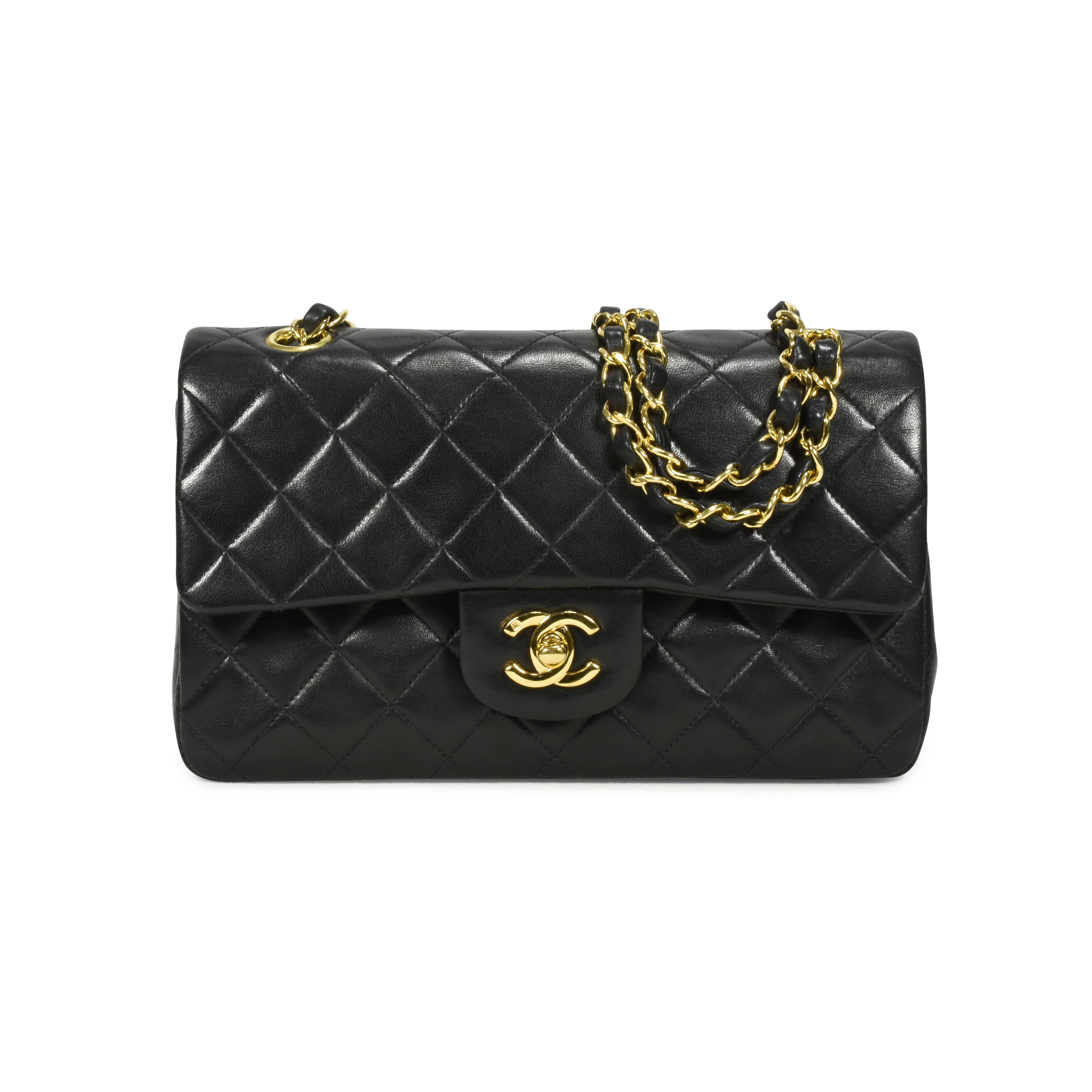 40215b845 Authentic Second Hand Chanel Small Classic Double Flap Bag (PSS-386-00001)  - THE FIFTH COLLECTION