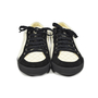 Authentic Second Hand Chanel White and Black Sneakers (PSS-051-00156) - Thumbnail 0