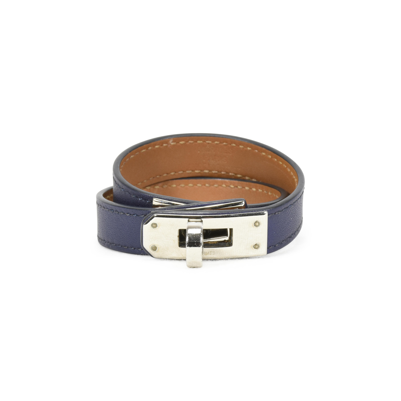 154c8e82fc7 Authentic Second Hand Hermès Kelly Double Tour Bracelet (PSS-197-00043)