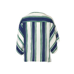 Chloe striped silk top 2?1503488381